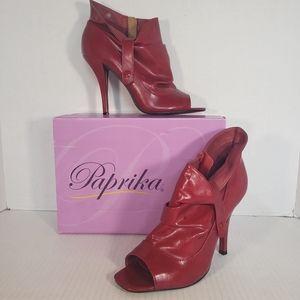 Women's Paprika Dream 4.5in. Peep Toe Heels